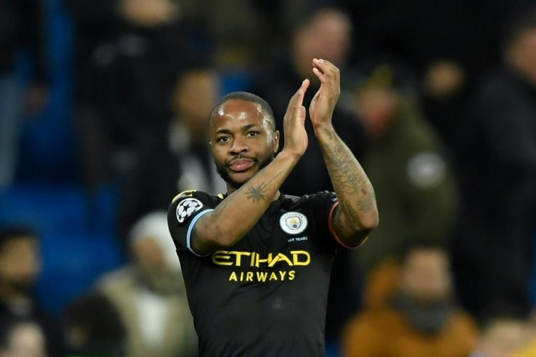 Racism 'only disease right now': Manchester City's Raheem Sterling