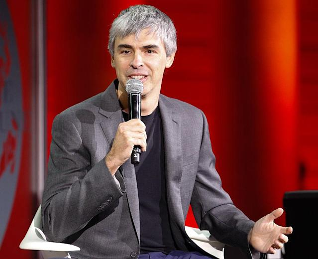 <p>No. 17: University of Michigan<br>Known UHNW alumni: 272<br>Combined wealth: $141 billion<br>Former grad and Google co-founder Larry Page is seen here. (Photo by Kimberly White/Getty Images for Fortune) </p>
