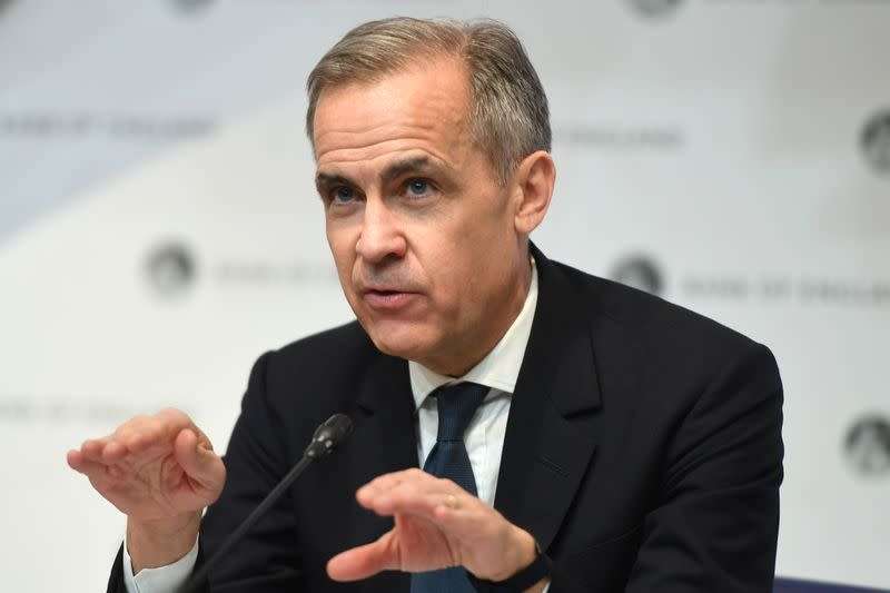 Ex-BoE Governor Carney to head green investments at Canadian asset manager Brookfield