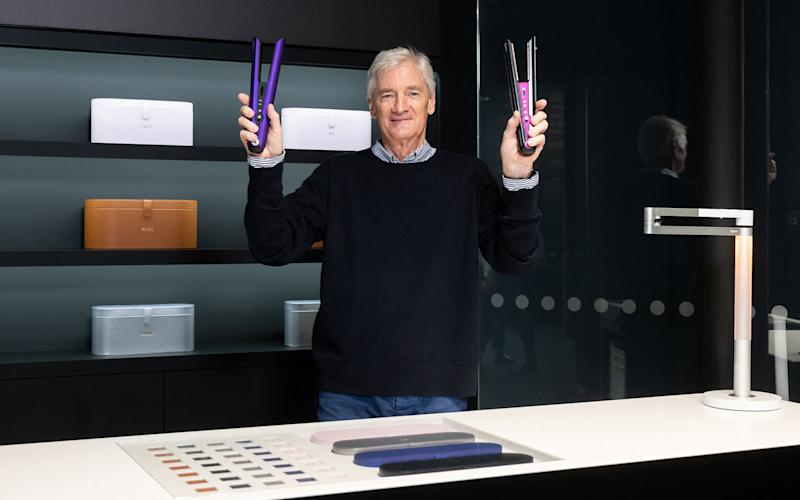 James Dyson and Corrale