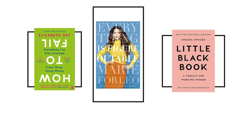 <p>Feeling sapped of enthusiasm at work? Looking for a big change in your career? We've selected 10 of the best inspirational tomes for approaching working life, penned by 10 formidable women. </p>