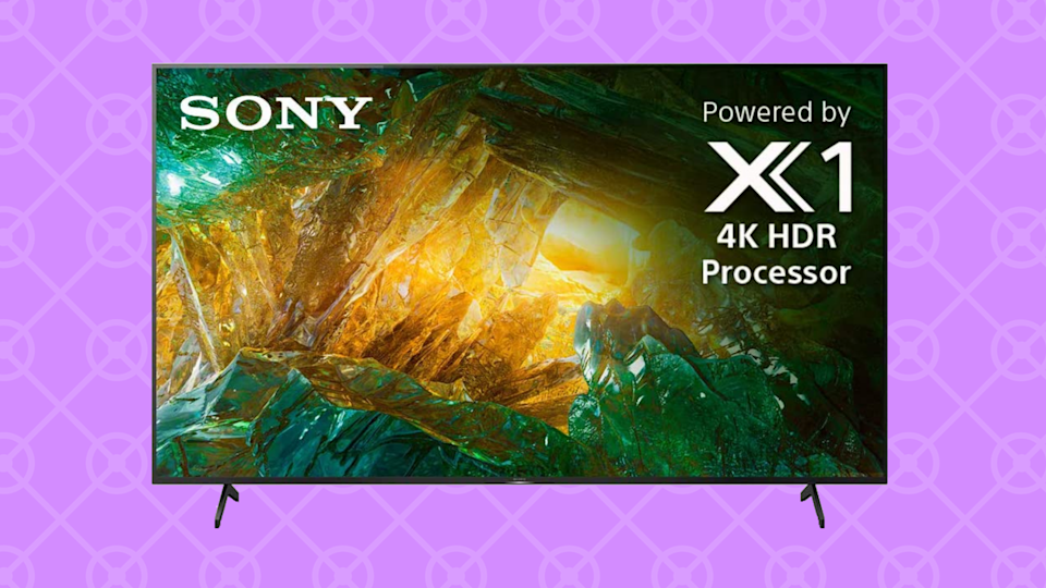 Save 30 percent on this 2020 Sony 65-inch 4K Ultra HD LED TV (KD65X750H). (Photo: Sony)