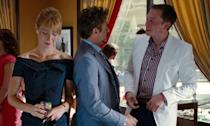 <p>The Telsa CEO has a little interaction with Tony Stark in <em>Iron Man 2</em> in a scene at the Monaco Grand Prix. </p>