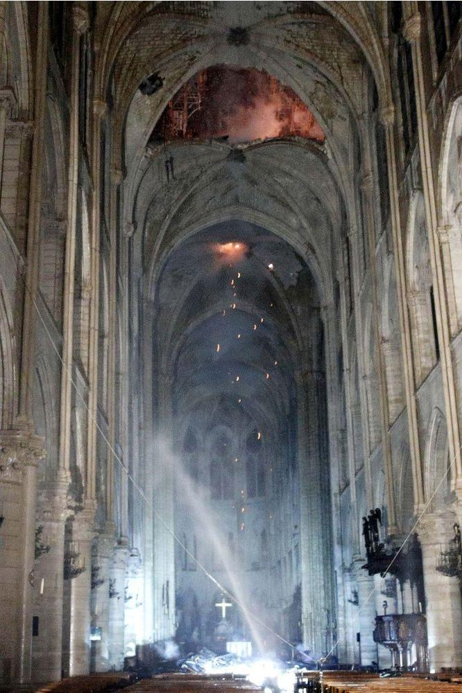 Notre Dame Cathedral | YOAN VALAT/EPA-EFE/Shutterstock