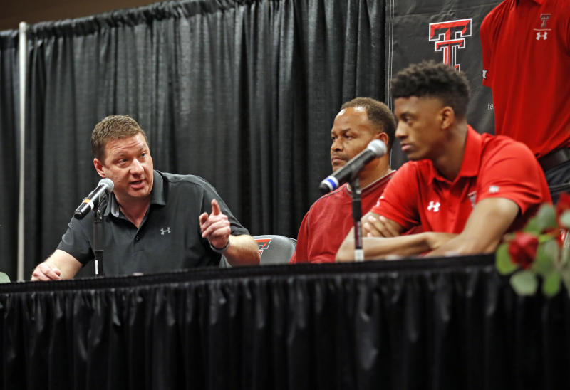 Chris Beard Signs 6-Year Extension With Texas Tech