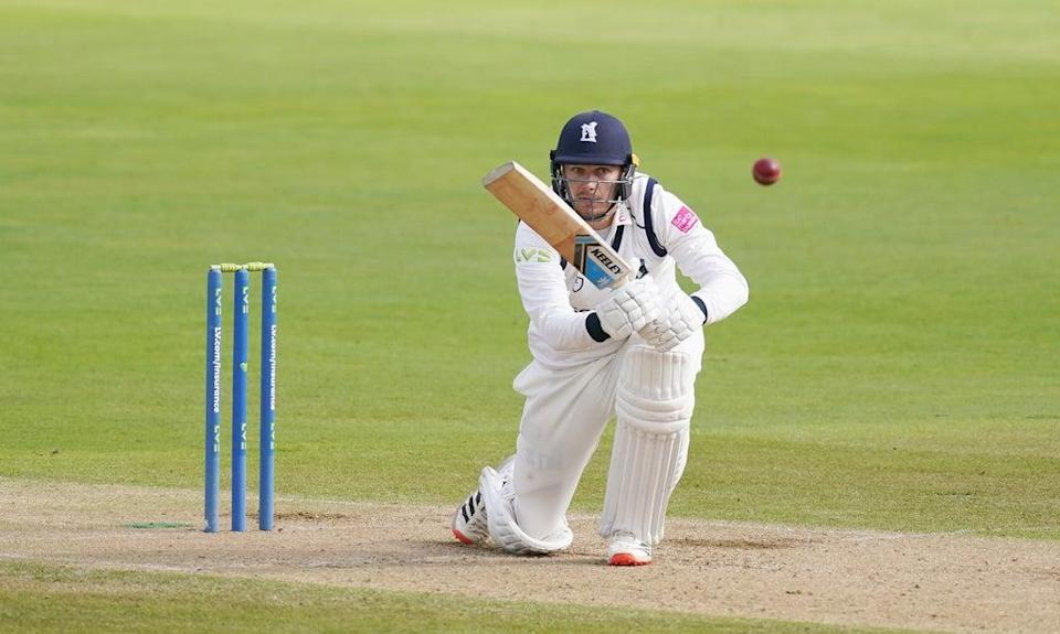 Danny Briggs starred with bat and ball for Warwickshire against Somerset (David Davies/PA) (PA Wire)