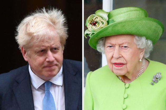 Boris Johnson has not said if he supports BLM, while the Queen has confirmed she does. (Photo: Getty)