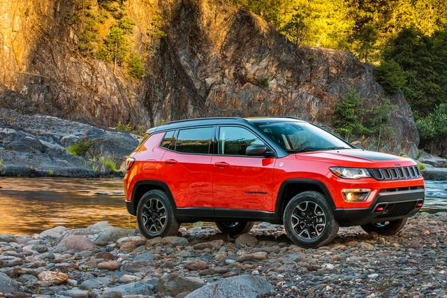 jeep compass news specs pictures performance