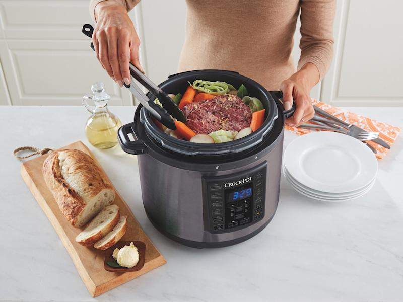 This Multi-Cooker Crock-Pot Is Cheaper Than the Instant Pot Right Now
