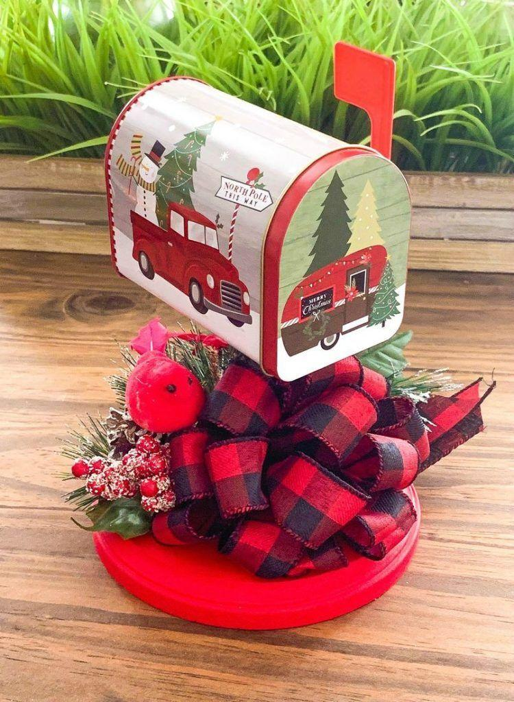 "<p>Once you purchase the mini tin mailbox, the rest is easy and loads of creative fun!</p><p><strong>Get the tutorial at</strong><strong> <a href=""https://www.thisolemom.com/dollar-tree-christmas-mailbox-decor/"" rel=""nofollow noopener"" target=""_blank"" data-ylk=""slk:This Ole Mom"" class=""link rapid-noclick-resp"">This Ole Mom</a></strong><strong>.</strong></p><p><a class=""link rapid-noclick-resp"" href=""https://www.amazon.com/Christmas-Storage-Containers-Delivery-Stocking/dp/B07Y3W4FQ3?tag=syn-yahoo-20&ascsubtag=%5Bartid%7C10050.g.33605249%5Bsrc%7Cyahoo-us"" rel=""nofollow noopener"" target=""_blank"" data-ylk=""slk:SHOP MINI TIN MAILBOXES"">SHOP MINI TIN MAILBOXES</a><br></p>"