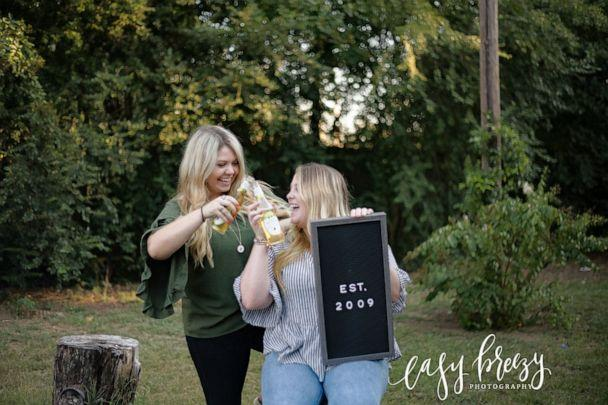 PHOTO: Easy Breezy Photography is taking more BFF photo shoots recently. (Easy Breezy Photography)