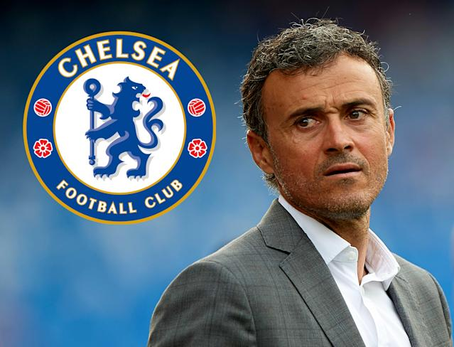 Chelsea could be eyeing a move for Luis Enrique after the former Barcelona manager indicated he is willing to cede control of transfers