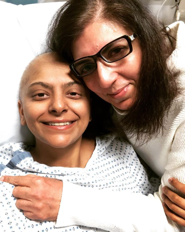 "Late chef Fatima Ali's mom traveled to Italy to fulfill her daughter's wish of getting a seat at Chef Massimo Bottura's table. Other chefs weighed in saying her ""spirit is there."" (Photo: Instagram, @Cheffati)"