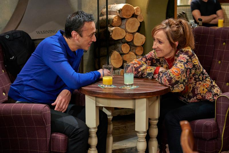 Arthur's relieved when Laurel Thomas [CHARLOTTE BELLAMY] agrees to keep what happened with Archie a secret. However, the secret soon eats away at her when Jai Sharma [CHRIS BISSON] asks her to move in. (ITV Plc)