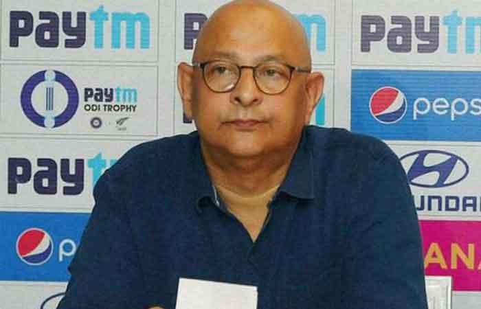 Amitabh Chaudhry to represent BCCI at ICC