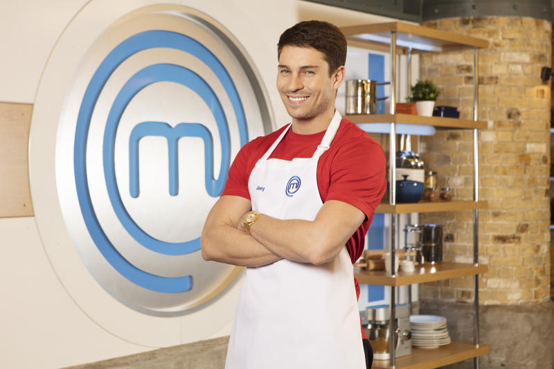 'The Only Way is Essex' favourite Joey Essex will be competing in 'Celebrity MasterChef 2019' (BBC)