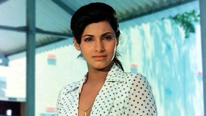 Dimple Kapadia in Bobby.