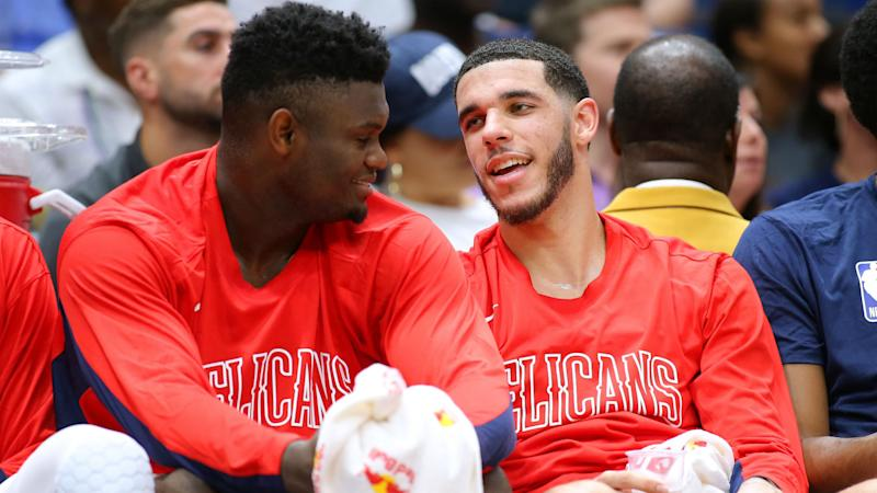 How Zion Williamson, Lonzo Ball already established one of NBA's most exciting connections