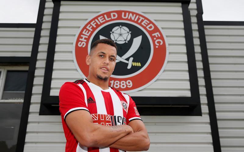 Ravel Morrison returns to the Premier League with Sheffield United - Sportimage