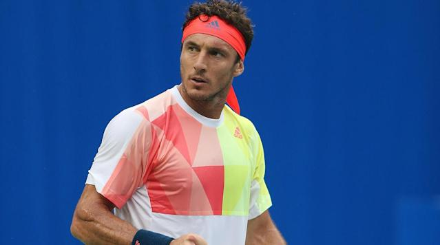 <p>BUENOS AIRES, Argentina (AP) Argentine tennis player Juan Monaco announced his retirement on Monday.</p><p>The 33-year-old Monaco won nine ATP singles titles and reached No. 10 in the rankings in 2012, his high-water mark.</p><p>He won eight of his nine titles on clay. He also won three doubles titles.</p><p>He was also a member of Argentina's first Davis Cup triumph in 2016. He did not play in the final against Croatia in Zagreb, but was on the team for the quarterfinal against Italy.</p><p>On Twitter, Monaco called his decision ''the correct one,'' and said it was difficult ''translating his feeling into a note.''</p>
