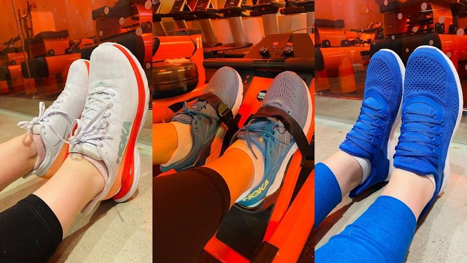 The 5 most comfortable cross-training shoes, according to an Orangetheory addict