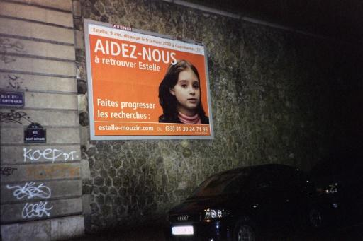 Estelle Mouzin disappeared on her way home from school in January 2003
