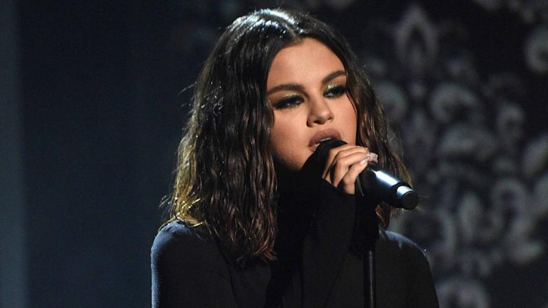 Selena Gomez Was 'Nervous and Stressed' Ahead of AMAs Performance: 'She Put a Lot of Pressure on Herself'