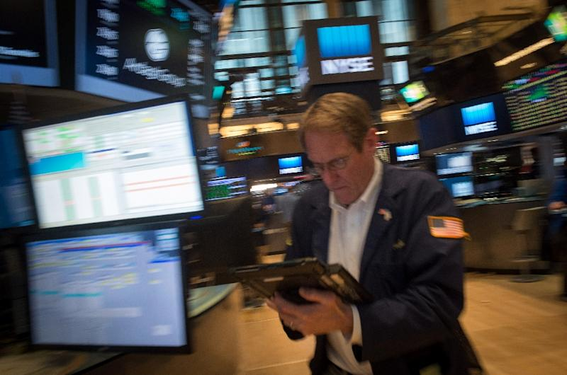 The Dow Jones Industrial Average dropped 0.2 percent to 20,550.98 to decline for the eighth straight session, the longest such losing streak since 2011
