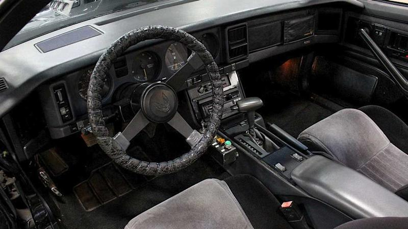 they call this 1986 pontiac trans am the night rider 1986 pontiac trans am the night rider