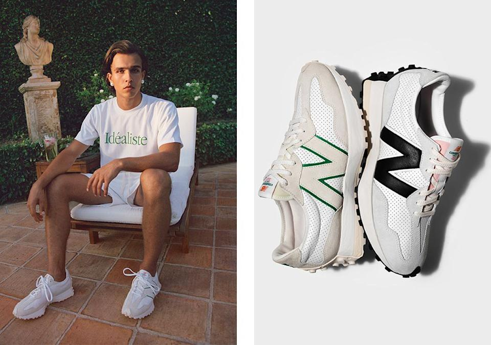 Photo credit: Casablanca x New Balance