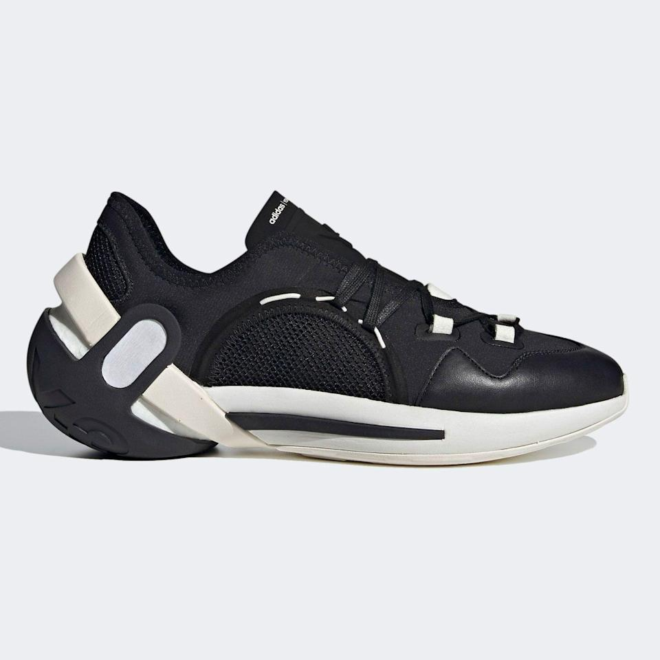 """<p><strong>Idoso Boost Sneakers</strong></p><p>adidas.com</p><p><strong>$400.00</strong></p><p><a href=""""https://go.redirectingat.com?id=74968X1596630&url=https%3A%2F%2Fwww.adidas.com%2Fus%2Fy-3-idoso-boost%2FFZ4524.html&sref=https%3A%2F%2Fwww.esquire.com%2Fstyle%2Fmens-accessories%2Fadvice%2Fg2538%2Fluxury-sneaker-brands-worth-spending-money%2F"""" rel=""""nofollow noopener"""" target=""""_blank"""" data-ylk=""""slk:Shop Now"""" class=""""link rapid-noclick-resp"""">Shop Now</a></p><p>Legendary Japanese designer Yohji Yamamoto's collaborative line with Adidas, Y-3, was making forward-thinking sportswear a full decade before """"athleisure"""" was a marketing buzzword and """"goth ninja"""" became the go-to descriptor of all things dark, designer, and drapey. Yamamoto's Qasa silhouette was an integral part of Adidas' fashion resurgence a couple years back, and Yamamoto is still bringing his signature design perspective to everything from classics like the Superstar to entirely new sneaker silhouettes.</p>"""