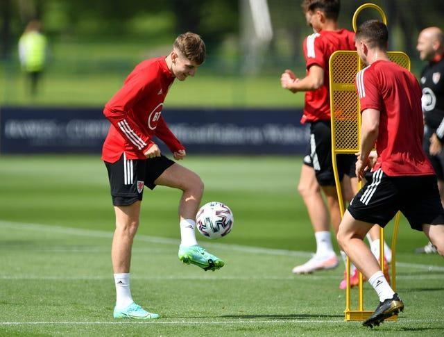 David Brooks was part of Wales' European Championship squad this summer