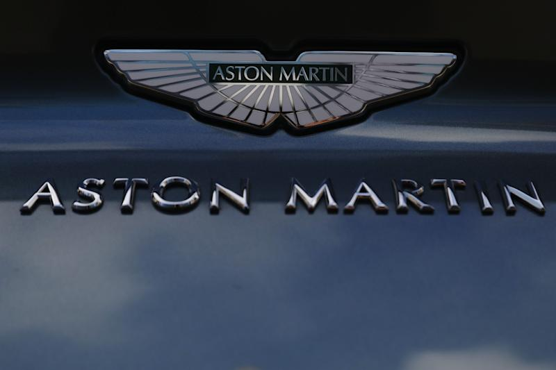 Aston Martin jump on reports of talks with China's Geely