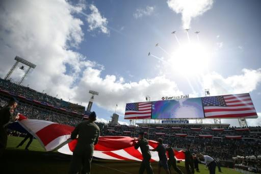 NFL Owners approve new national anthem policy