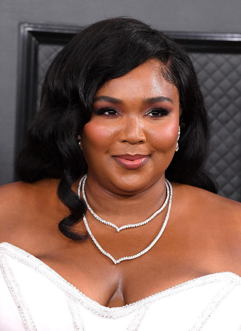 LOS ANGELES, CALIFORNIA - JANUARY 26: Lizzo attends the 62nd Annual GRAMMY Awards at Staples Center on January 26, 2020 in Los Angeles, California. (Photo by Steve Granitz/WireImage)