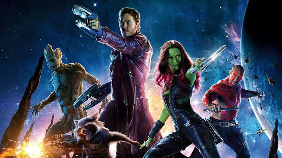 The Guardians of the Galaxy will be making an appearance (Disney)