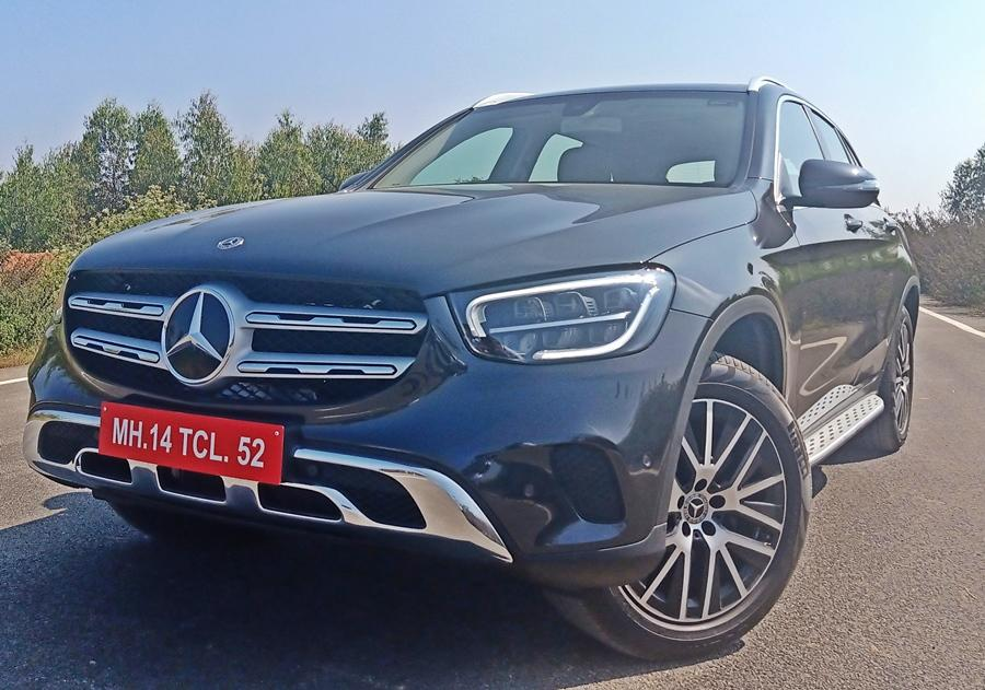 The GLC is a midsize luxury SUV and it's size is just perfect for our congested cities. It's neither big nor small, yet has enough presence to impress the valet at your nearest five-star hotel.