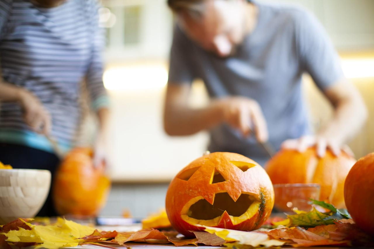 <p>The creative Taurus loves a day filled with carving pumpkins, since it's in their detail-oriented spirit. They'll even get competitive with finding the perfect pumpkin!</p>