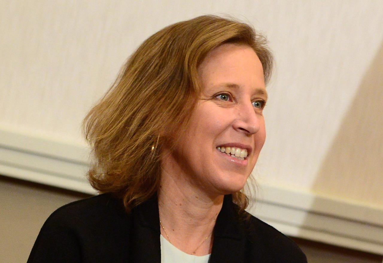 <p>No. 14: Susan Wojcicki, CEO, YouTube, Google, Alphabet<br />Wojcicki, 49, was instrumental in mitigating the advertiser revolts earlier this year when ads were seen appearing next to offensive content. YouTube is still the top choice for online video ads, despite competition from Apple and Snap. <br />Company Financials (2016, or most recently completed fiscal year)<br />Revenues ($M) 90272<br />Profits ($M) 19478<br />Market Value as of 9/14/17 ($M) 646173.8<br />(Canadian Press) </p>