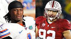 Which teams made the best moves on the second day of the NFL draft?