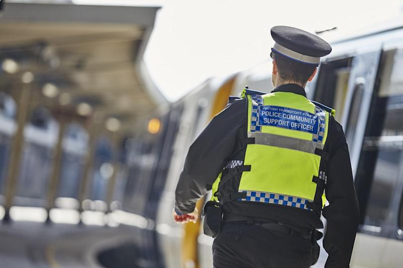 The incidents happened on a First Great Western service between Newquay and Plymouth: BTP