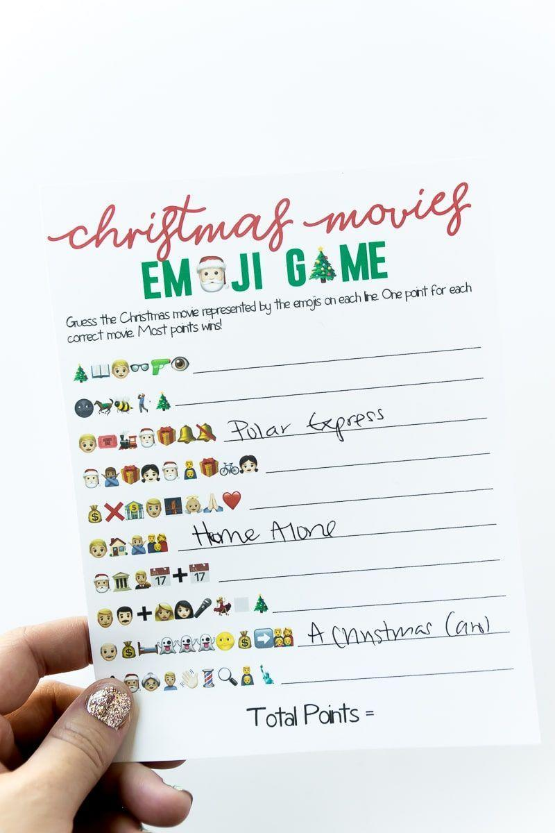 """<p>Can you guess these classic Christmas movies just from their emoji description? Put your skills to the test with this clever game.</p><p><strong>Get the tutorial at <a href=""""https://www.playpartyplan.com/christmas-emoji-game/"""" rel=""""nofollow noopener"""" target=""""_blank"""" data-ylk=""""slk:Play Party Plan"""" class=""""link rapid-noclick-resp"""">Play Party Plan</a>.</strong></p><p><strong><a class=""""link rapid-noclick-resp"""" href=""""https://www.amazon.com/gp/product/B07D4YF3K4?tag=syn-yahoo-20&ascsubtag=%5Bartid%7C10050.g.22718533%5Bsrc%7Cyahoo-us"""" rel=""""nofollow noopener"""" target=""""_blank"""" data-ylk=""""slk:SHOP CARD STOCK"""">SHOP CARD STOCK</a><br></strong></p>"""