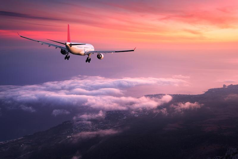 A fear of flying shouldn't hold you back from travelling: Getty Images/iStockphoto
