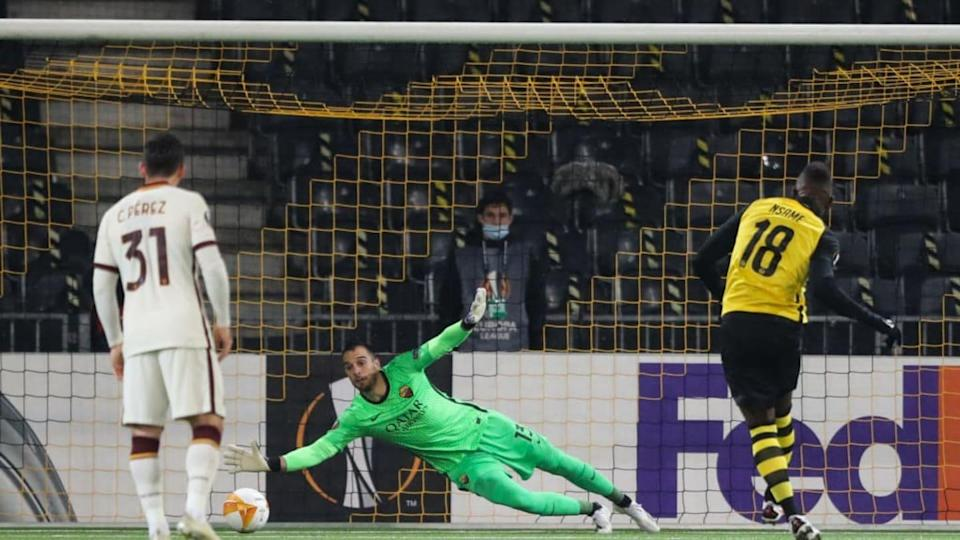FBL-EUR-C3-YOUNG BOYS-ROMA | ARND WIEGMANN/Getty Images
