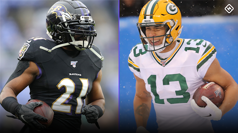 NFL Playoff Yahoo DFS Picks: Lineup advice for Divisional Round daily fantasy football GPPs