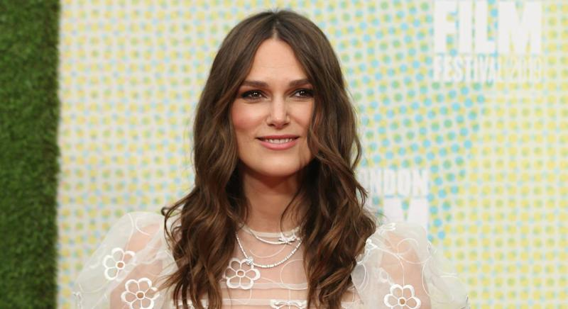 Keira Knightley is swearing off nude scenes now that she's a mom. (Photo: Getty Images)