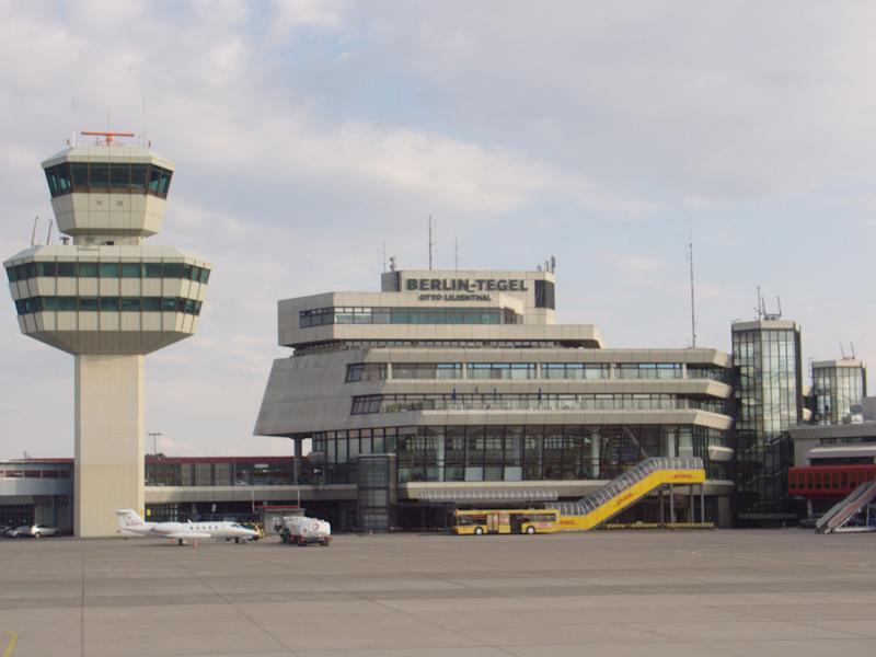 Berlin's Tegel airport: Creative Commons