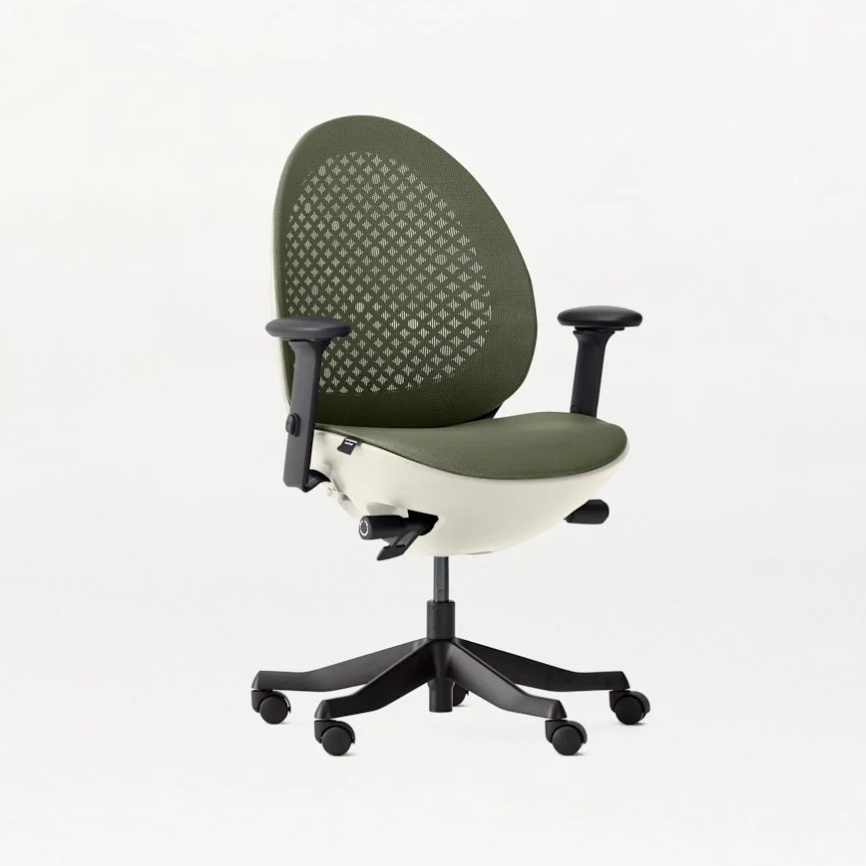 """<h2>Best Small Space Ergonomic Office Chair<br></h2><br><h3>Autonomous AvoChair<br></h3><br>It's adorable, easily customizable, sturdy, and overall boasts compact comfort for smaller living or workspaces. <br><br><em>Shop <strong><a href=""""https://www.autonomous.ai/office-chairs?quickview=eco-friendly-chairs&category=office-chairs"""" rel=""""nofollow noopener"""" target=""""_blank"""" data-ylk=""""slk:Autonomous"""" class=""""link rapid-noclick-resp"""">Autonomous</a></strong></em><br><br><strong>Autonomous</strong> Avo Chair, $, available at <a href=""""https://go.skimresources.com/?id=30283X879131&url=https%3A%2F%2Fwww.autonomous.ai%2Foffice-chairs%3Fquickview%3Deco-friendly-chairs%26category%3Doffice-chairs"""" rel=""""nofollow noopener"""" target=""""_blank"""" data-ylk=""""slk:Autonomous"""" class=""""link rapid-noclick-resp"""">Autonomous</a>"""