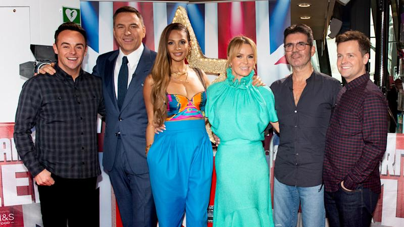Britain's Got Talent judges and hosts 2020