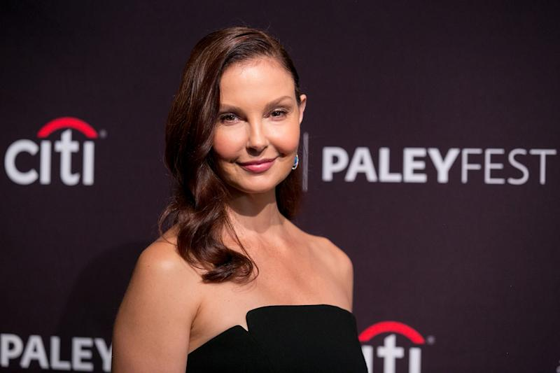 Ashley Judd felt trapped by the mogul. (Photo: Getty Images)
